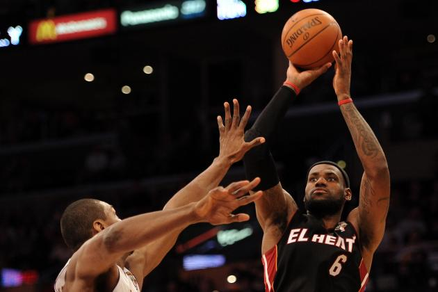LeBron James' Vastly Improved Shooting Is Nightmare Scenario for NBA Opponents