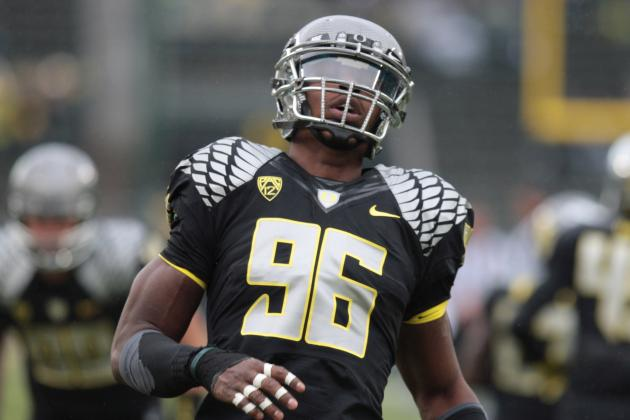 Linebacker Dion Jordan Carries the Torch for Oregon's NFL Hopefuls