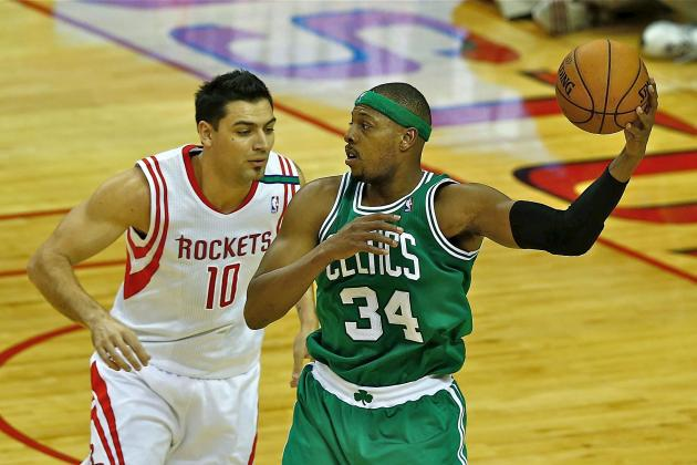 Boston Celtics vs. Houston Rockets: Live Score, Results and Game Highlights