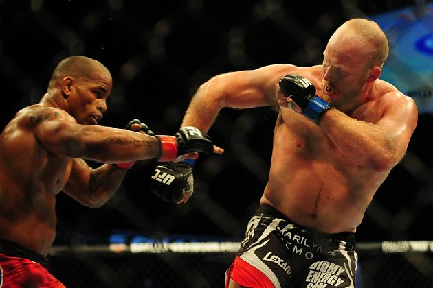 Hector Lombard Reminds Doubters He's a Serious Threat to the 185 Division