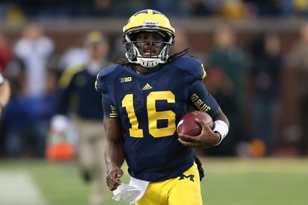 Michigan Football: Players That Must Step Up to Help Team Win Outback Bowl