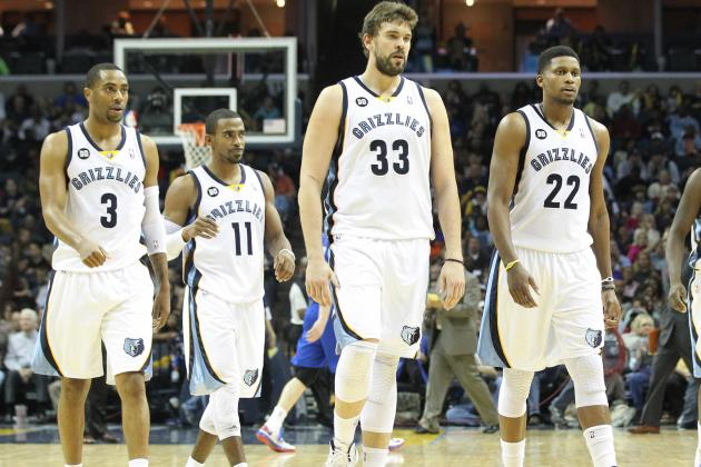 NBA Gamecast: Grizzlies vs. Nuggets