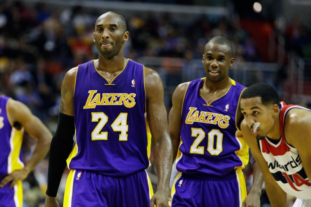 Lakers Snap Four-Game Losing Streak with Win over Wizards