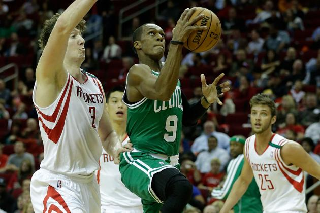 Rockets Provide Roadblock for Celtics
