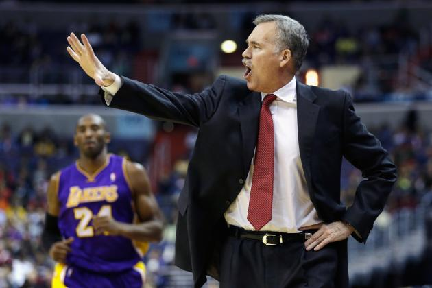 What the Twitter World Is Saying about L.A. Lakers' Mike D'Antoni