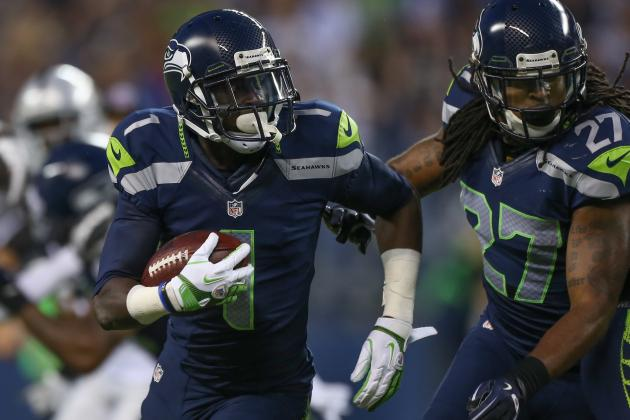 Seahawks Counting on Young Cornerbacks vs. Bills