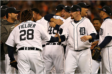 Detroit Tigers: Anibal Sanchez and the Dominoes He's Knocked over