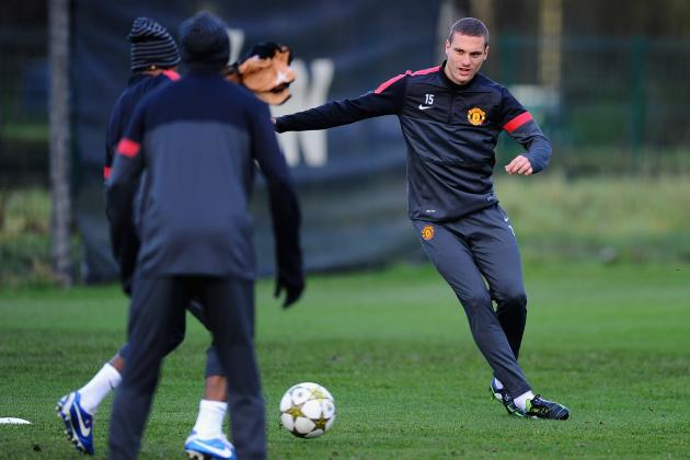 Manchester United Captain Nemanja Vidic Set for Return vs. Sunderland