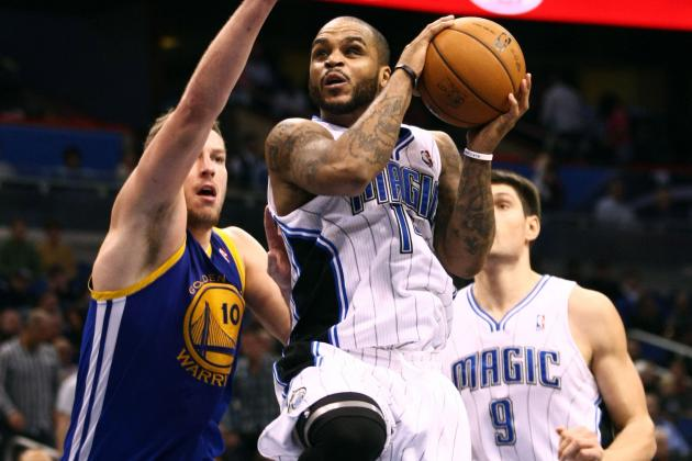 Fueled by a Strong Start, the Magic Rout the Warriors 99-85