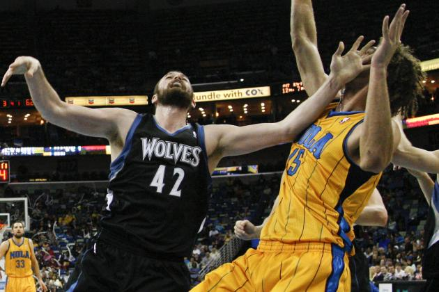 Kevin Love Sprains Thumb in Minnesota Timberwolves' Victory