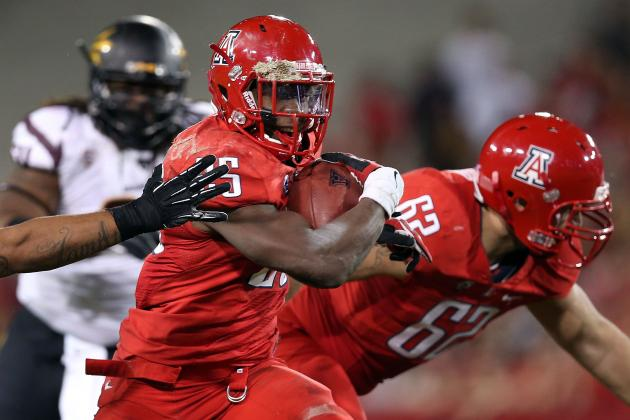 New Mexico Bowl 2012: Arizona and Nevada Will Light Up Scoreboard in Albuquerque