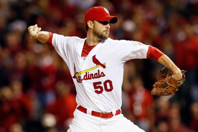 Have Recent Ace Contracts Priced Adam Wainwright out of the Cardinals' Budget?
