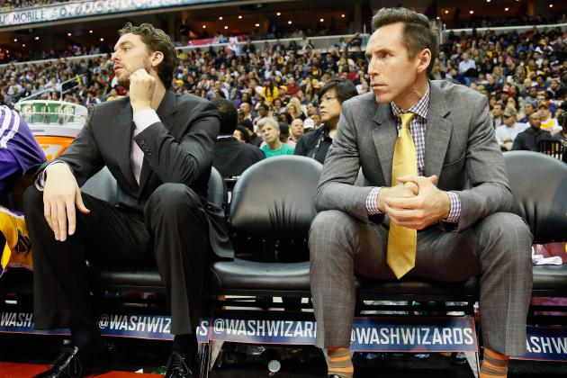 Los Angeles Lakers: Steve Nash Will Not Save This Team