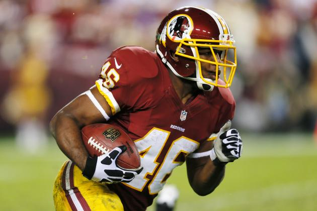 Why Alfred Morris' Rushing Dominance Will Lead Redskins to Win over Browns