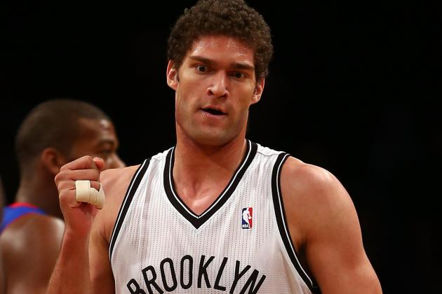 Nets Come Away with Win Pistons, but Lopez's Health Is Biggest Takeaway