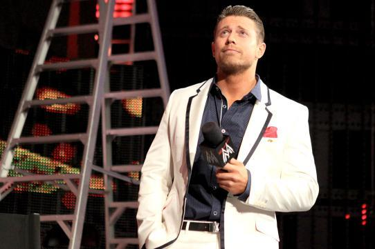 WWE TLC 2012: Former WWE Champion the Miz Is Still a Wrestler, Right?