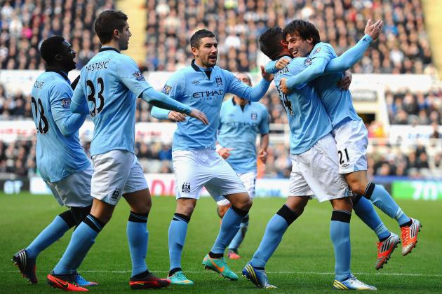 Newcastle vs. Manchester City: Score, Grades and Post-Match Reaction