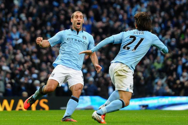 Newcastle vs. Manchester City: 3-1 City Victory as It Happened
