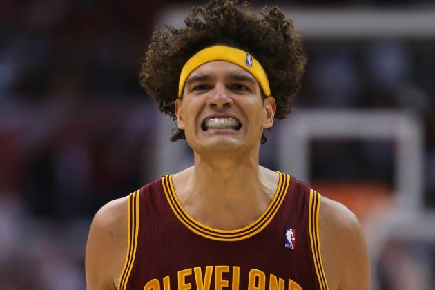Report: Anderson Varejao 'Highly Available' in Trade, Asking Price Remains High