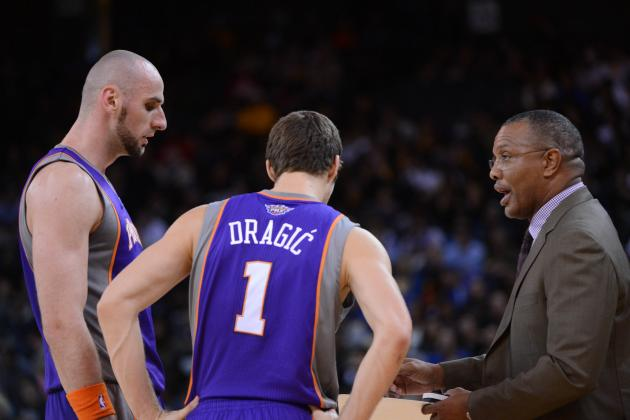 Phoenix Suns Coach Alvin Gentry: Marcin Gortat Thinking Too Much