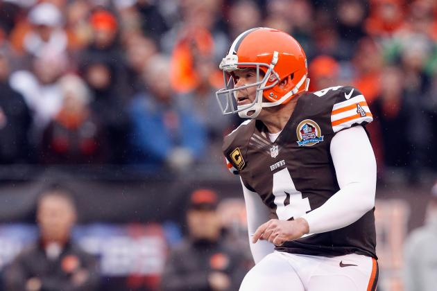Phil Dawson Hopes Sunday Isn't His Farewell to Cleveland