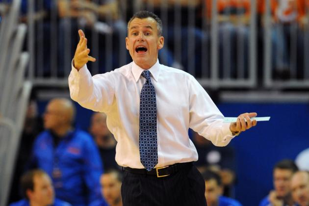 Report: Billy Donovan Won't Rule out NBA Return