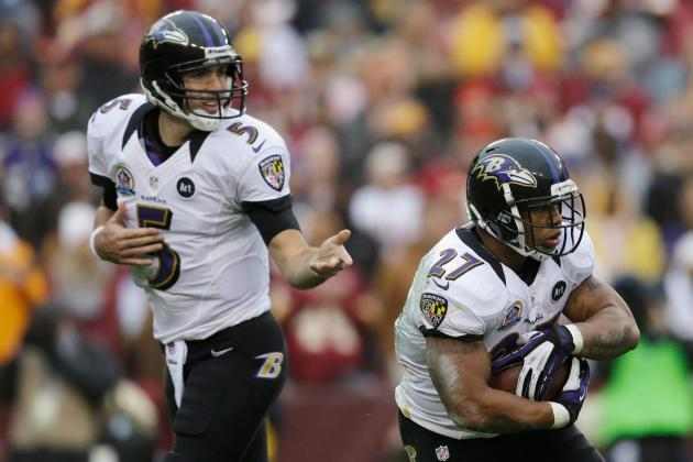 Fantasy Football Week 15: Start 'Em, Sit 'Em for the Baltimore Ravens