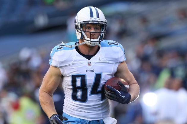 Tennessee Titans' Taylor Thompson Will Tested as Pass-Catcher