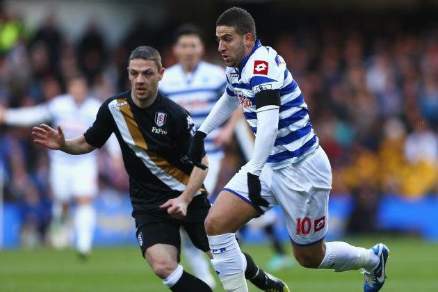Rangers off the Bottom as Taarabt Magic Secures First League Win