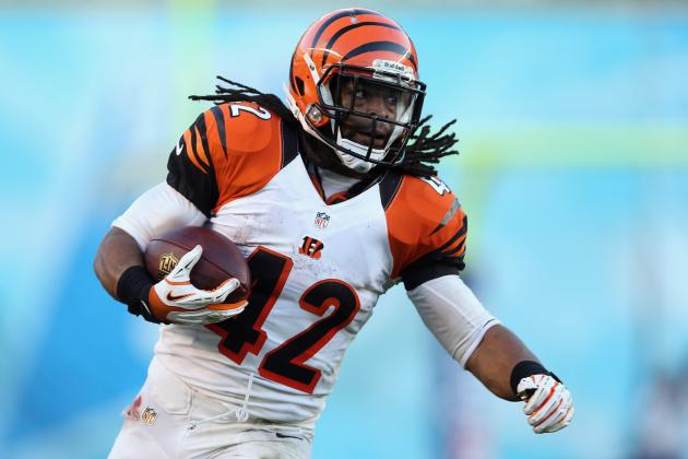 Week 15 Fantasy Football Rankings: Top 50 Running Backs