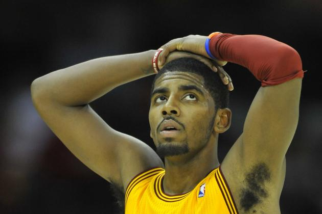Cavaliers Injury Update: Kyrie Irving