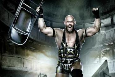 WWE Superstar Ryback: