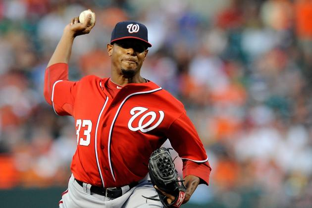 San Diego Padres Are Looking to Sign Pitcher Edwin Jackson