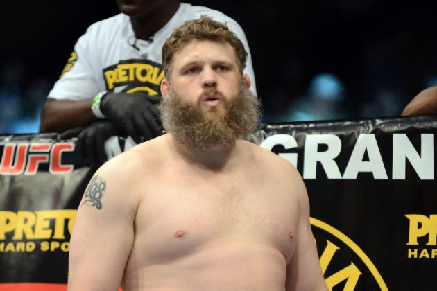 Roy Nelson Not Afraid to Travel Path of Most Resistance