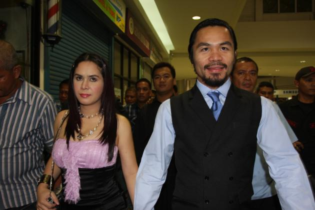 Manny Pacquiao Should Ignore Wife's Advice and Keep Boxing If He Wants
