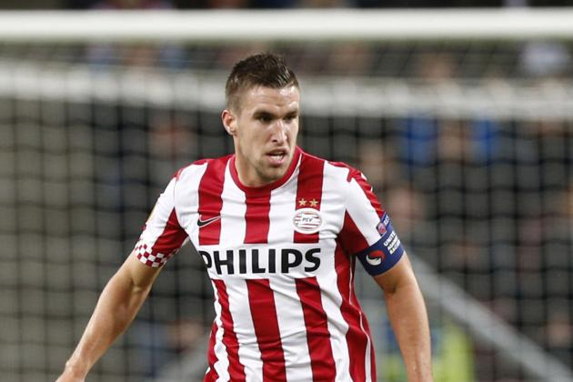 Arsenal Transfer News: PSV's Kevin Strootman Would Be Ideal Winter Signing
