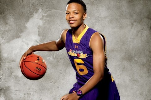 Nate Britt, a North Carolina Signee, Is Currently Sidelined with a Torn Meniscus