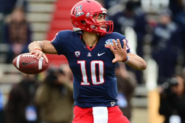 New Mexico Bowl 2012: Nevada vs. Arizona Live Scores, Analysis and Results