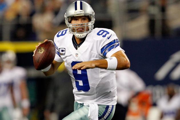 Steelers vs. Cowboys: Tony Romo Will Blow Shot to Silence Critics
