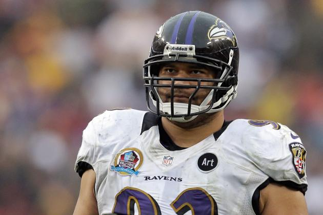 Haloti Ngata Getting Healthier, More Active