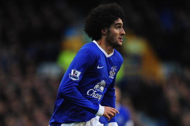 David Moyes Will Accept Any Punishment Given to Marouane Fellaini