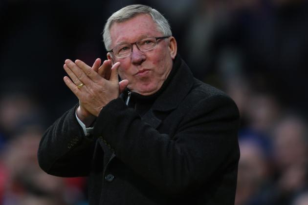 Sir Alex Ferguson Was Pleased with Three Points After Beating Sunderland