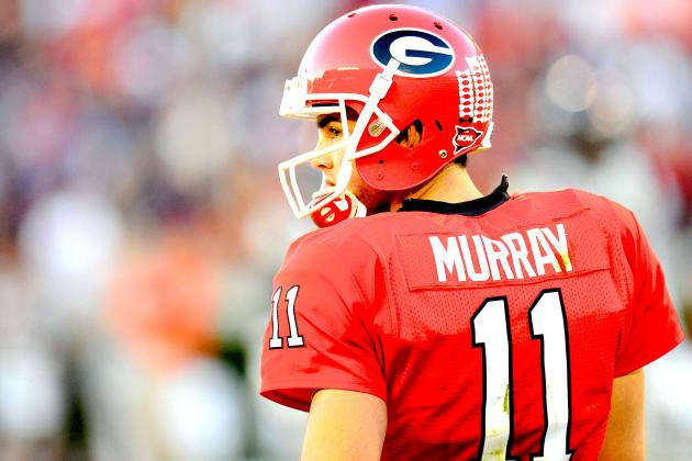 What a 2013 Capital One Bowl Win Would Mean for Aaron Murray's Legacy at Georgia