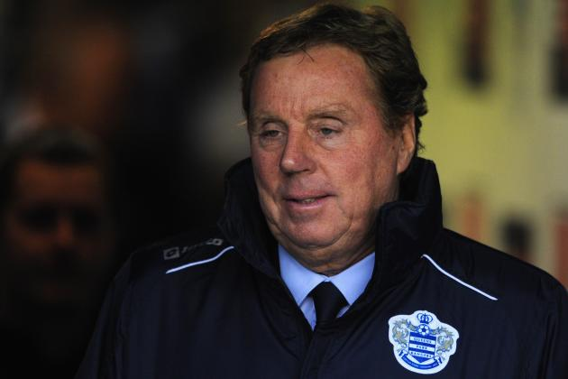 Harry Redknapp Praised Adel Taarabt After His Brace Sunk Rivals Fulham