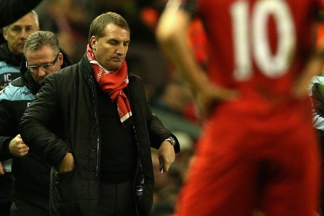 'I Didn't See That Coming': Liverpool Boss Rodgers Deflated by Defeat