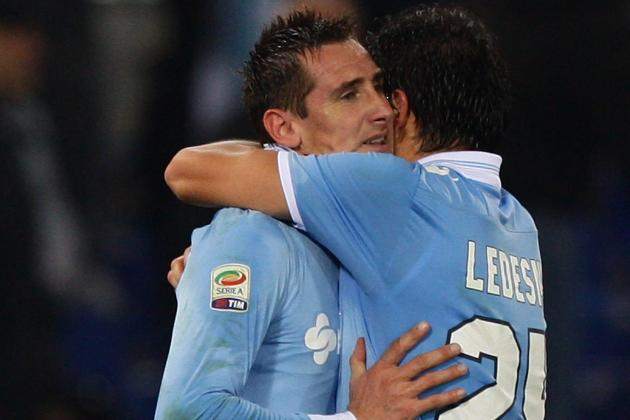 Lazio Beats Inter Milan 1-0