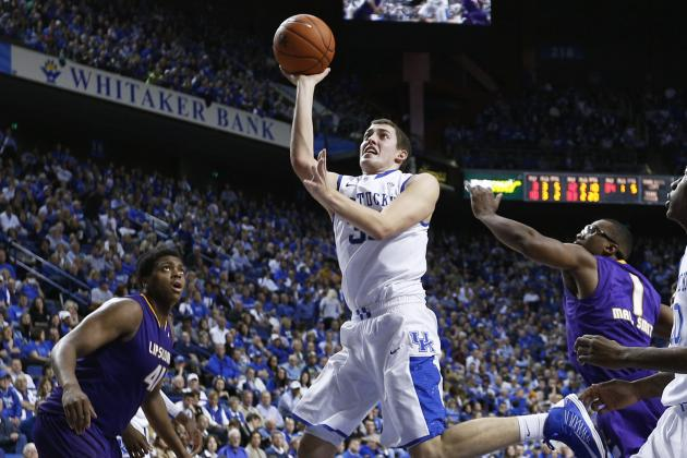 Kentucky Basketball Scores Win over Lipscomb 88: 50