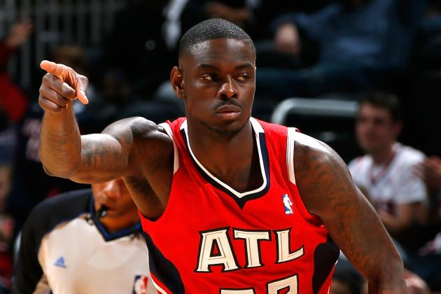 Anthony Morrow Ruled out for Tonight's Game vs. Warriors