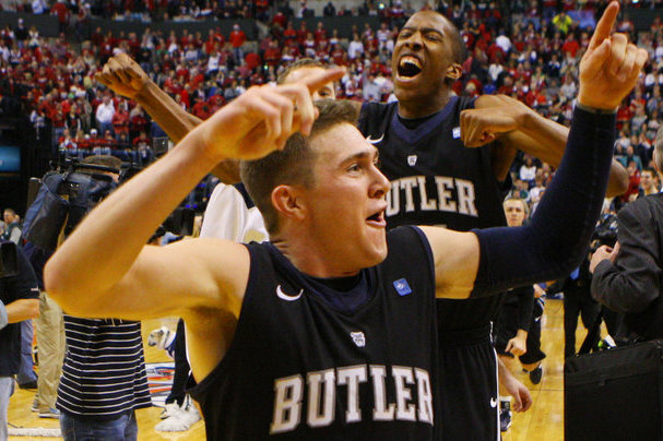 A Well-Timed, Humongous and Historic Win for Butler