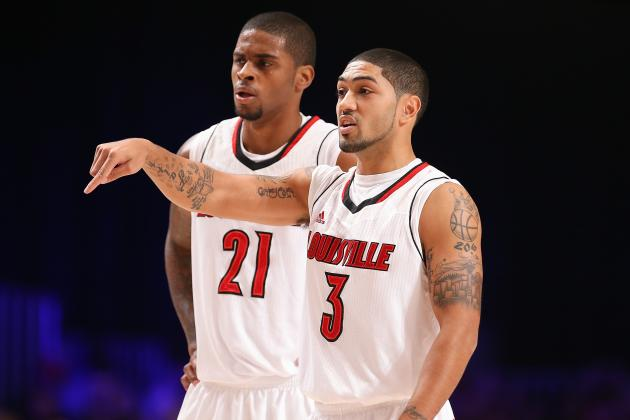 Louisville Rallies from 16 Down, Tops Memphis